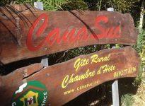 'entrée Cana Suc